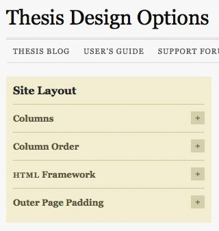 Design Options - Site Layout