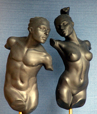 Naked Statues