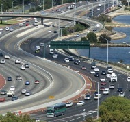 high traffic website cars