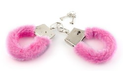 Hold Audience Captive with Handcuffs